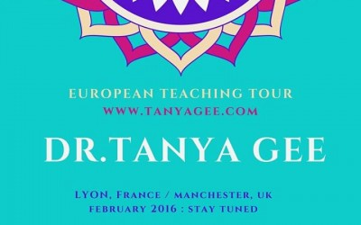 European Teaching Tour February 2016