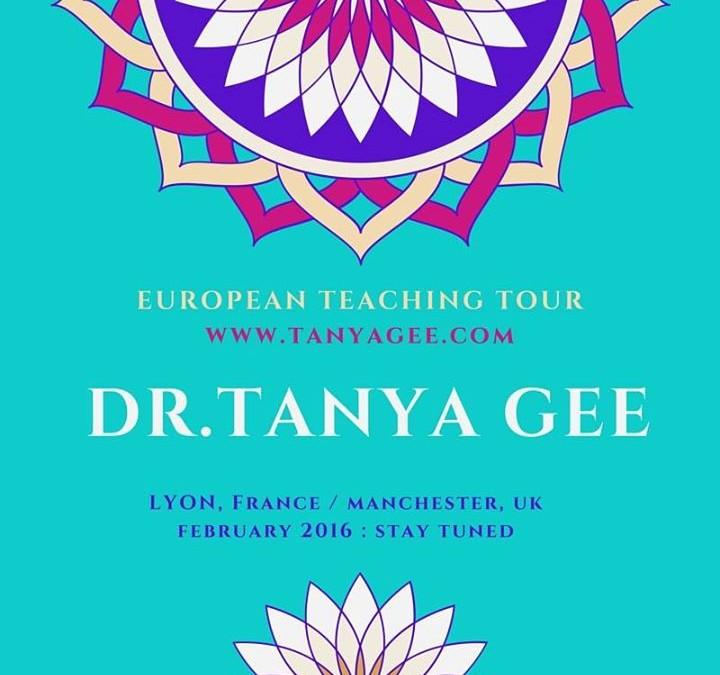 European Teaching Tour February 2016